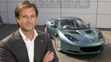 Lotus development halted
