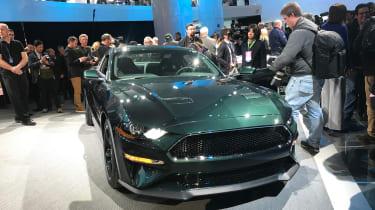 Ford Mustang Bullitt – front