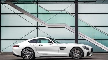Mercedes-AMG GT side