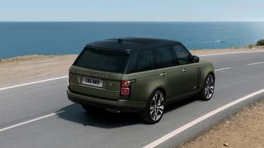 Range Rover SV Autobiography Ultimate – rear quarter