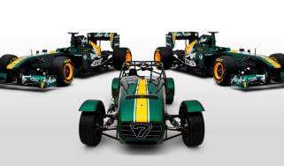 Caterham to launch new karting championship