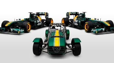 Caterham to launch new karting championship
