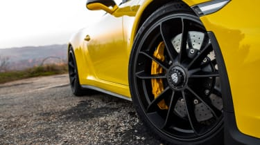 991.2 Porsche 911 Speedster - wheel