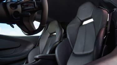 McLaren 540C - interior