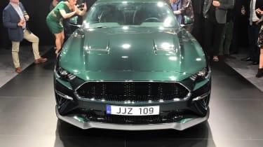 Ford Mustang Bullitt Geneva – front