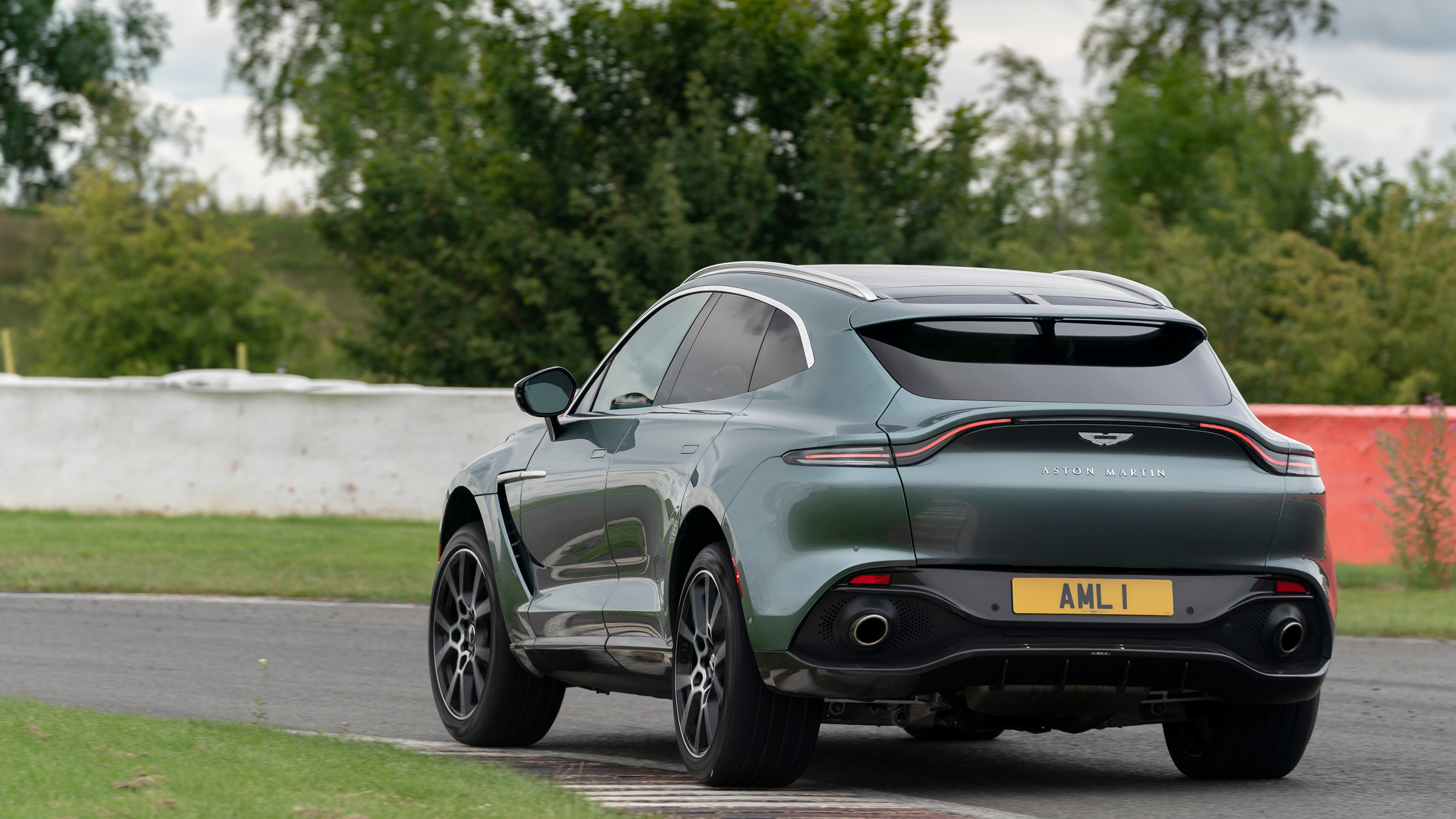 Aston Martin Dbx Review The First Performance Suv To Deliver On Its Promise Evo