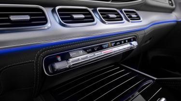 Mercedes GLE AMG-line - dash