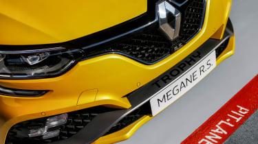 Renault Sport Megane RS 300 Trophy - nose