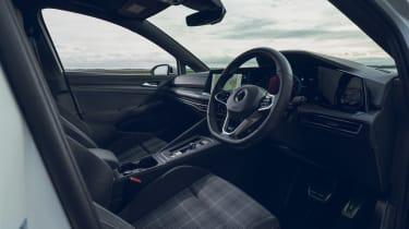 Volkswagen Golf GTD 2021 review - interior