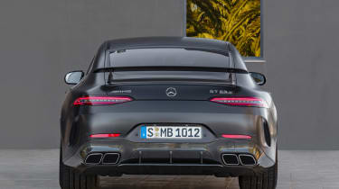 Mercedes-AMG GT 63 S - tail