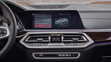 2018 BMW X5 - dash