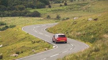 Cupra Leon ST 310 4Drive – scenic