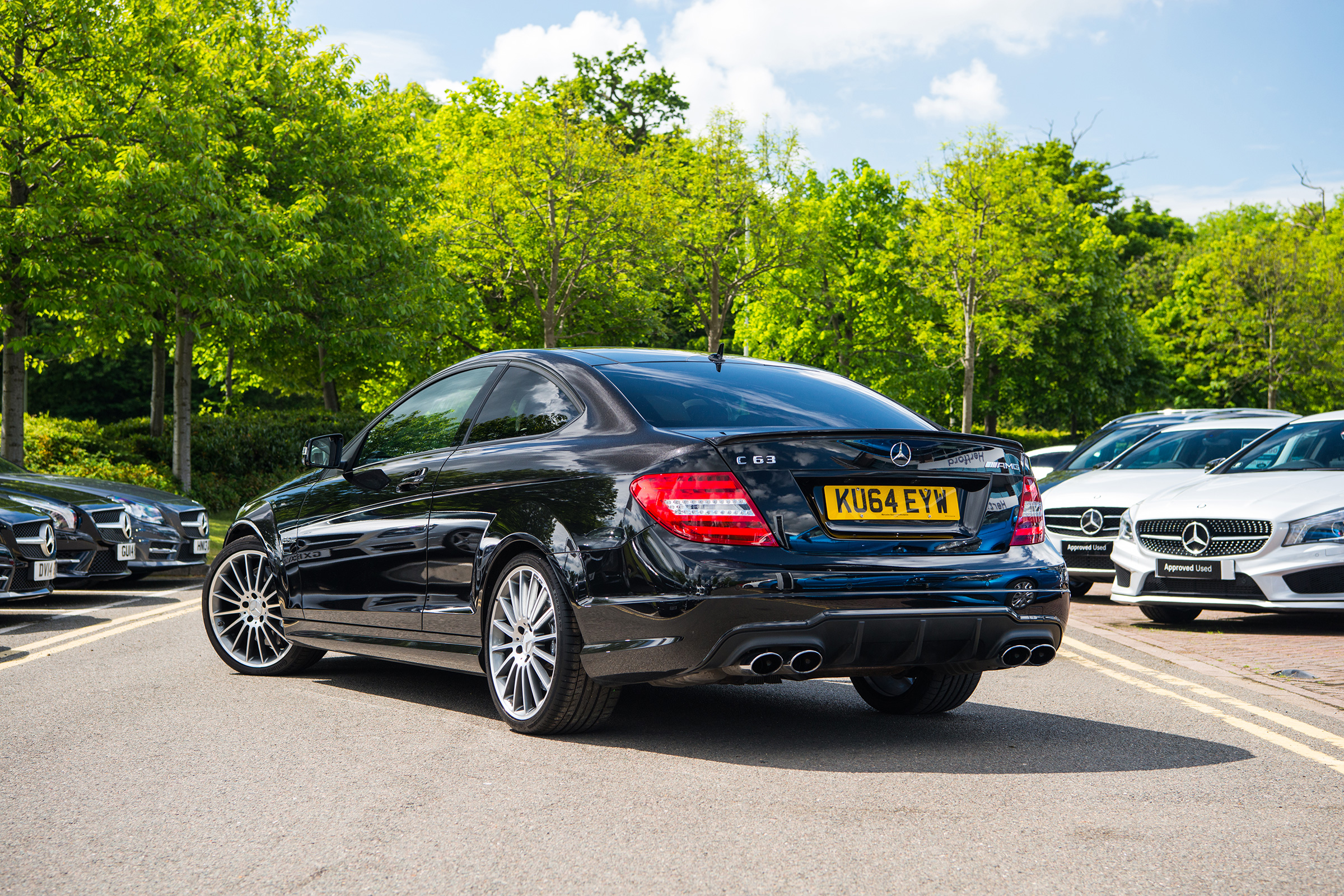 Mercedes-Benz C63 AMG 2008-2014: review, specs and buying