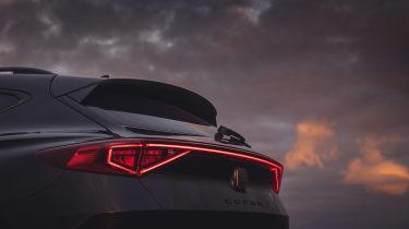 Cupra Formentor 300TSI VZ2 - rear lights