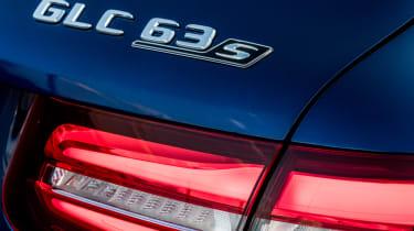 Mercedes-AMG GLC 63 S - badge