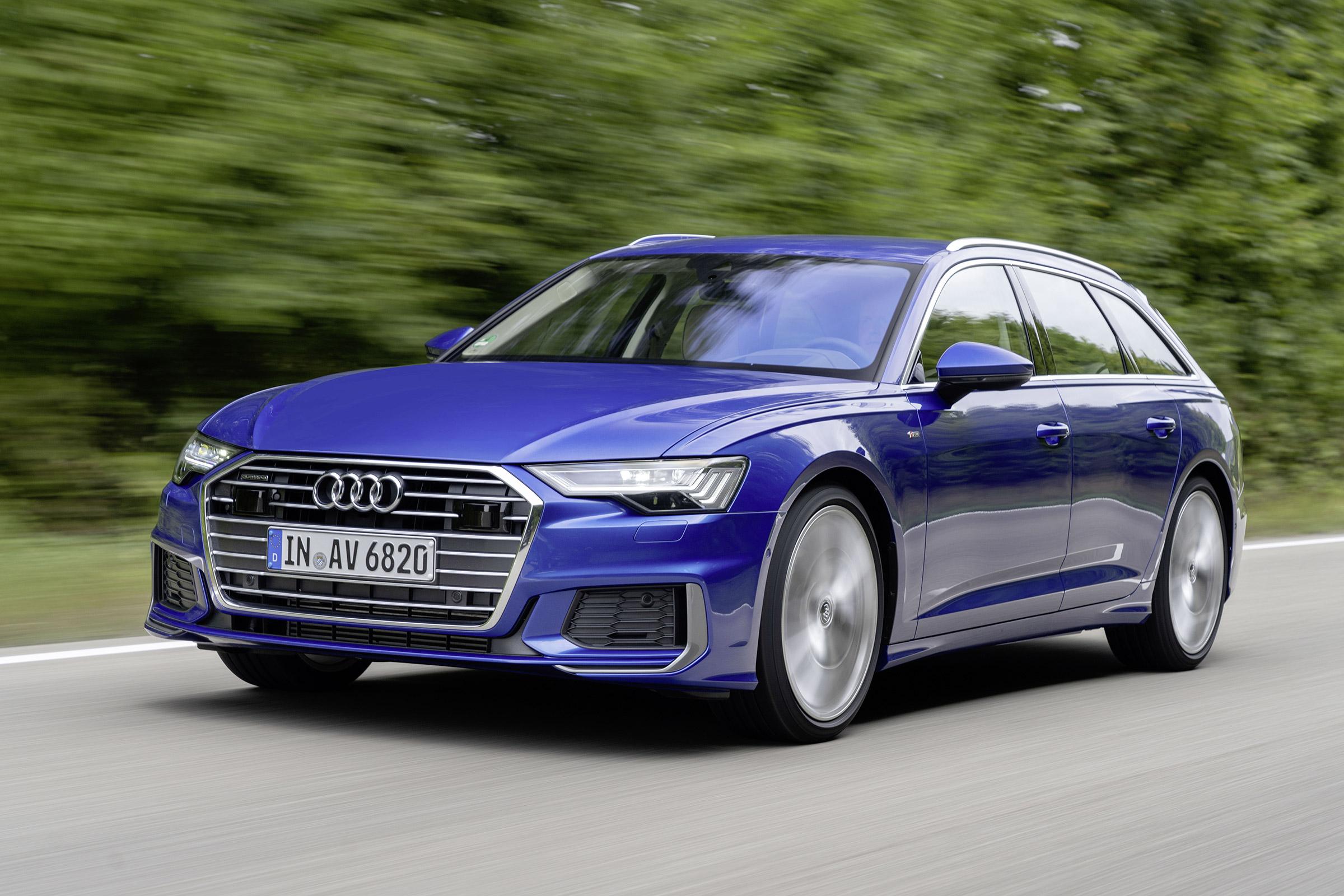 Audi A6 Avant 2018 >> New 2018 Audi A6 Avant Review Is The Tech Leading Estate A