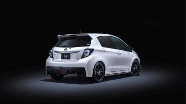 Toyota Vitz GR - rear quarter