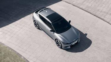 576bhp Kia EV6 GT revealed – top