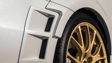 Subaru WRX STI S209 - arch
