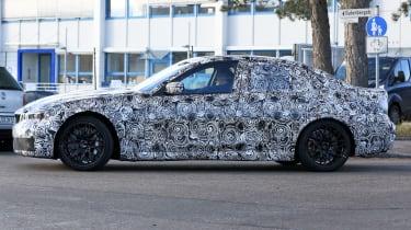 2020 BMW M3 (G80) - side