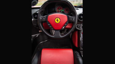 Ferrari Enzo evo interior 2