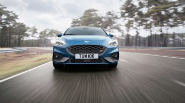 Ford Focus ST 2019 - nose