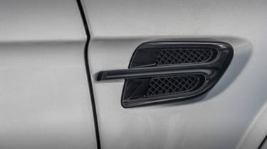 Bentley Bentayga V8 – side vent