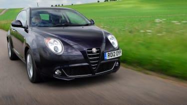 2012 Alfa Romeo MiTo TwinAir