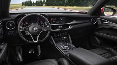 Alfa Romeo Ti interior