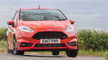 Ford Fiesta ST five-door - Front