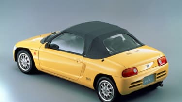 Honda Beat - rear