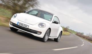 Volkswagen Beetle 1.4 TSI Sport front