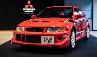 Mitsubishi heritage fleet auction