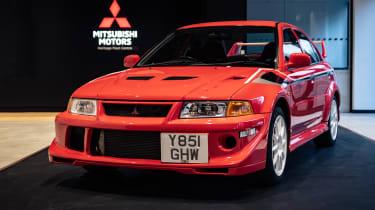 Mitsubishi heritage fleet auction