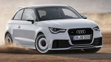 Audi A1 Quattro Revealed Evo