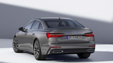 Audi A6 2018 - rear quarter