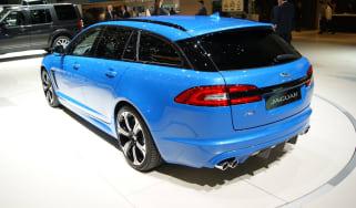 Jaguar XFR-S Sportbrake: Geneva 2014
