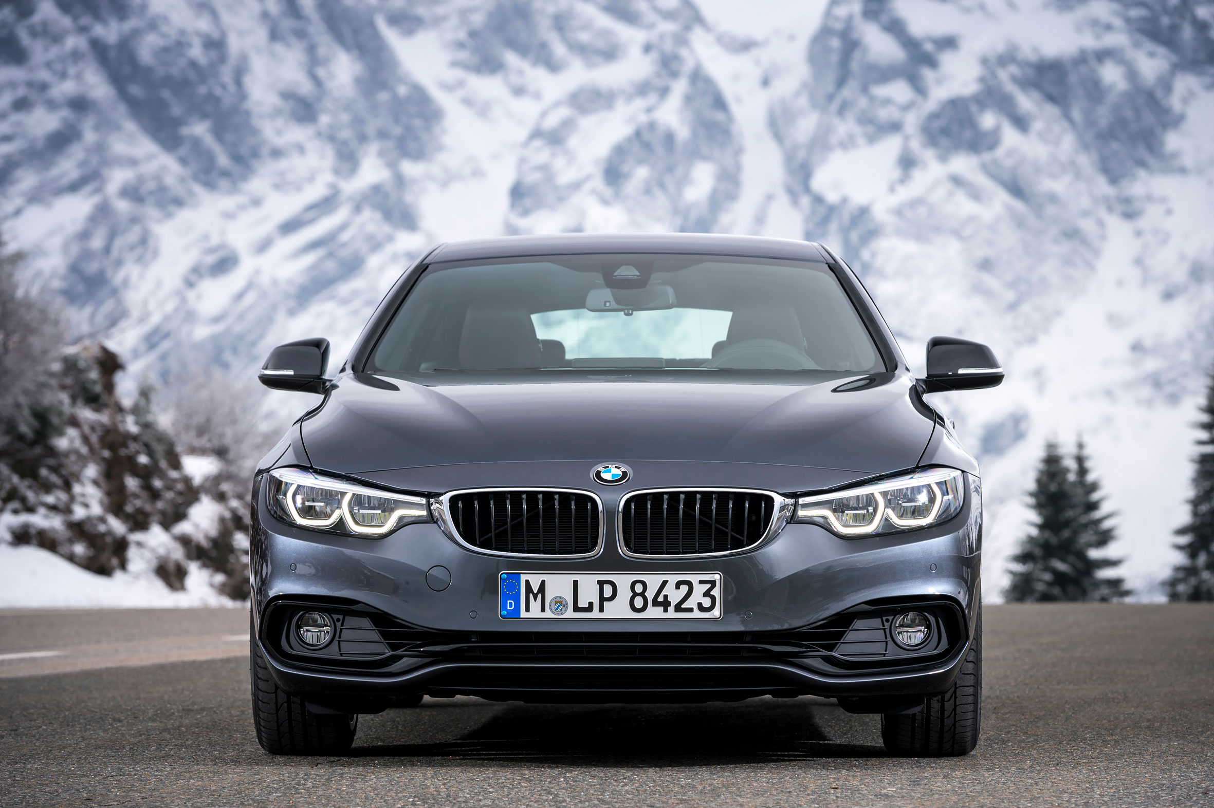 BMW 4 Series review - Do chassis tweaks make the 2017 4