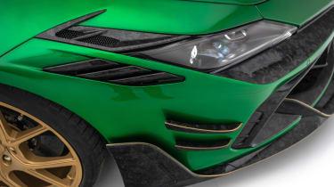 Mansory F8XX details
