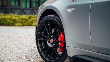 Abarth 124 GT wheel