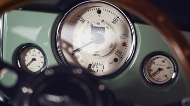 David Brown Automotive Mini Remastered dial pack