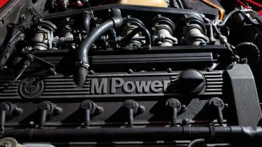 BMW M5 E28 engine