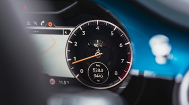 Roma GT test –GT dial