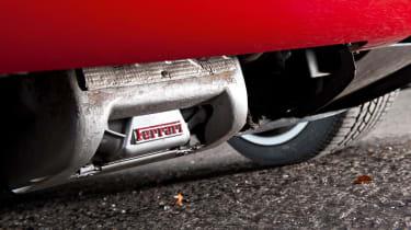 Ferrari 355 F1 gearbox casing