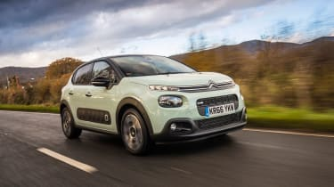 Citroën C3 review – Supermini sets new standards for comfort