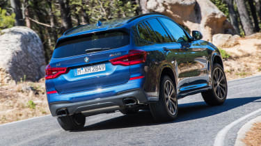 BMW X3 M40i review – BMW's latest performance SUV | Evo