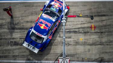DTM Round 8 Austria - RS5 roof