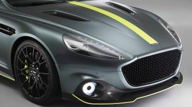 Aston Martin Rapide AMR studio - lights