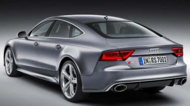 New Audi RS7 Sportback