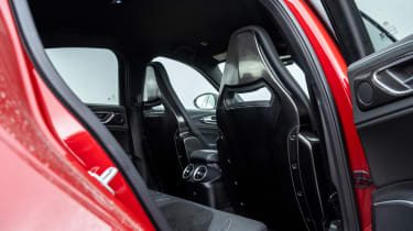 BMW M3 Group from evo 287 – Alfa seats